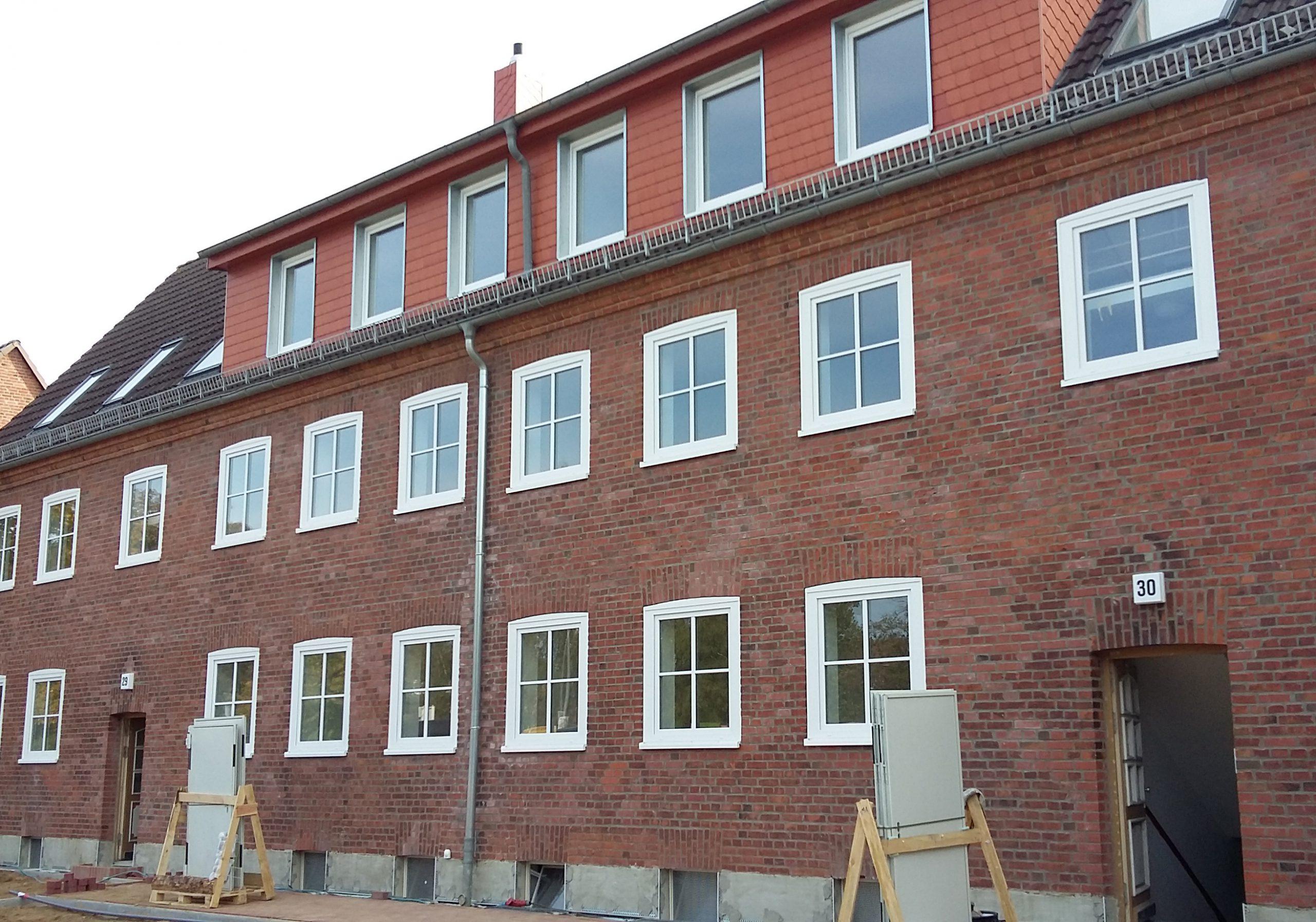 Planung der Sanierung von einem Merfamilienhaus in Warnemünde
