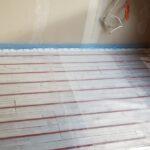 Fußbodenheizung unter Trockenestrich Dierhagen Dachgeschoss